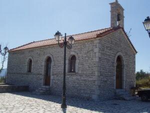 Η εκκλησία του Νεομάρτυρα Αη Γιάννη
