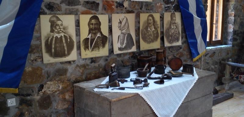 Εγκαίνια του Σπιτιού του Νικηταρά στο Τουρκολέκα