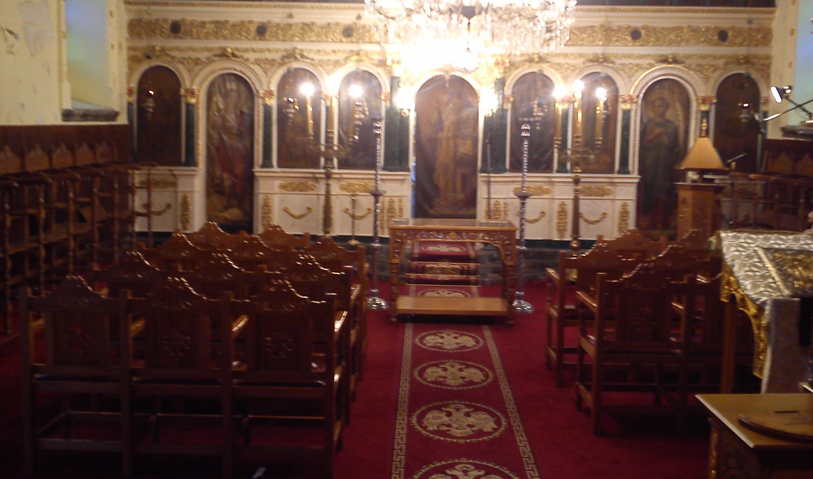 Ανακαίνιση της Εκκλησίας της Κοίμησης