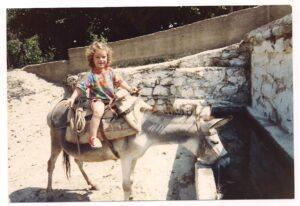 Ο Κάναλος όπως ήταν παλιά. Φωτό του 1990