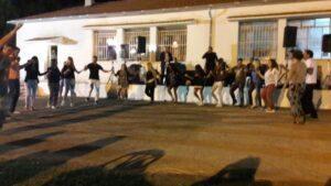Ο χορός των νέων