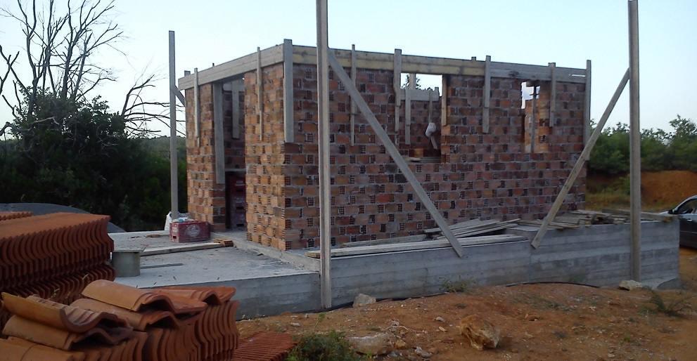 Ανακατασκευή του εξωκλησιού του  Άη Γιάννη στο Μετόχι